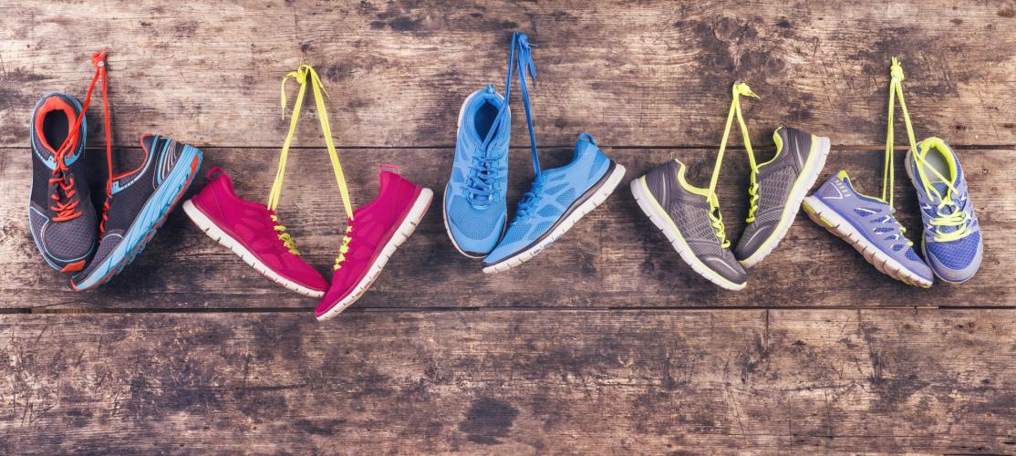Schuhe für Damen, Herren und Kinder